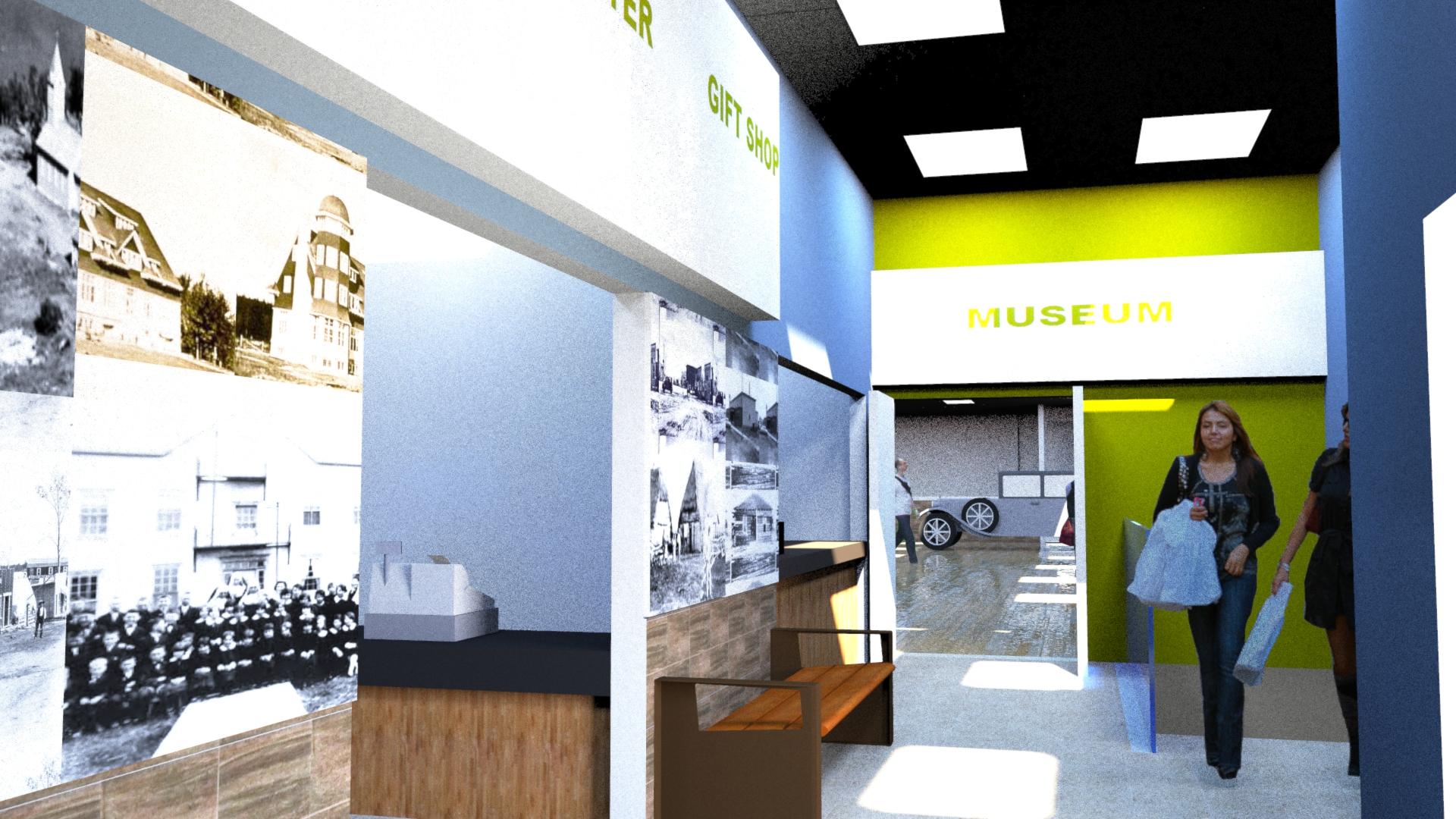 entry hall angle